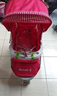 Stroller bekas