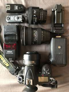 Nikon d7000 (used) shutter count 14664 (negotiable)