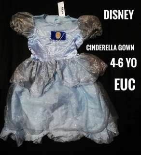 Disney Cinderella Gown Costume
