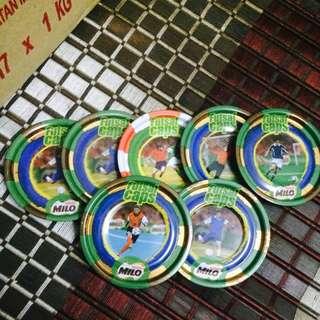 VinTage Milo Futsal Caps
