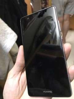 HUAWEI P9 32G+3G 銀灰色,8成新