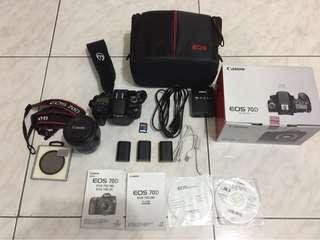 🚚 Canon 70d+18-135mm鏡頭
