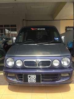 Perodua Kenari GX