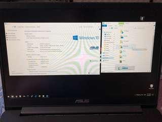 ASUS UX530U  i7-7500U (16gb ram, 512gb ssd)