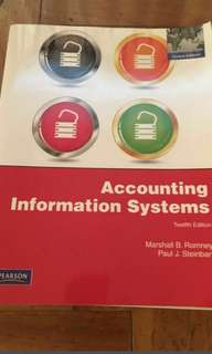 AC2401 Accounting Information Systems Textbook