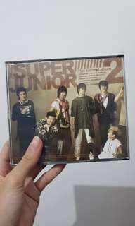 Super Junior 2nd album Don't Don (PH Version)