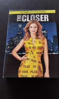 The closer fifth season dvd for sale
