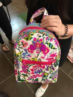 Floral Mini Bagpack