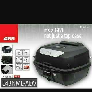 GIVI TOPBOX E43ADV