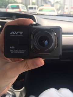 AVT Car Dash Camera