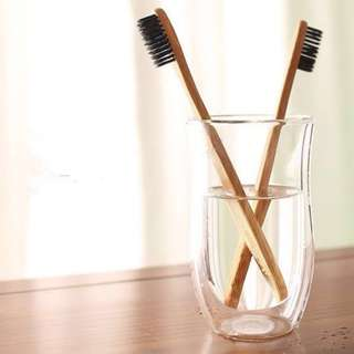 Bamboo Toothbrush (biodegradable toothbrush)