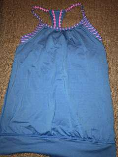 IvIva by Lululemon sport tank top