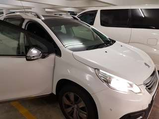 Peugeot 2008 very low mileage year 2016