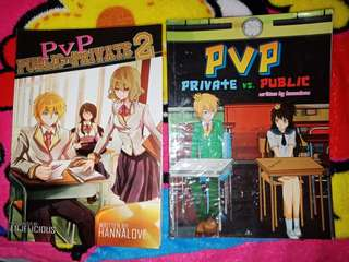 Private vs Public (pocket books)