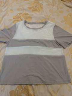 Silk top blouse