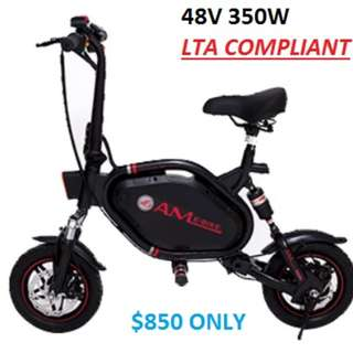 Am ebike dyu sport deluxe Scooter Tempo