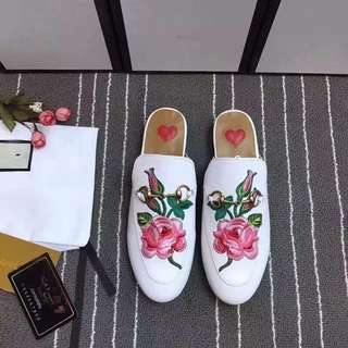 Gucci Slip on Flats Korea