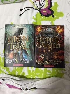 🚚 Magisterium Series (by Cassandra Clare & Holly Black)