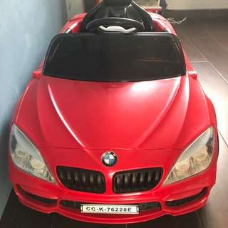 Pre-loved electric ride-on car. Quote your offer!!!