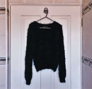 Glassons Fluffy Texture Jumper
