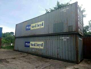 Container van