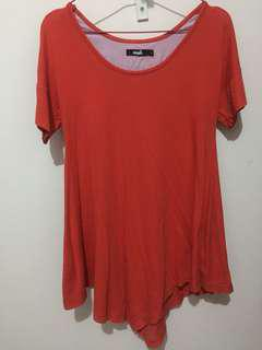 Ouval research Red T-Shirt