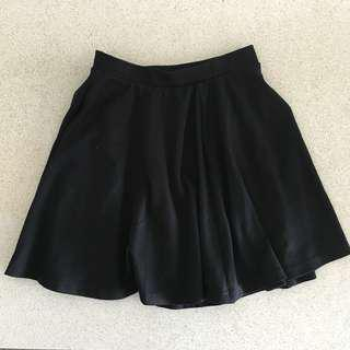Cotton On Black Skater Skirt