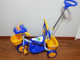 🚚 Kids Tricycle