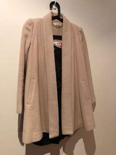 FOREVER NEW coat beige XS 6