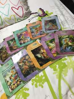 🚚 Disney Fairies Books