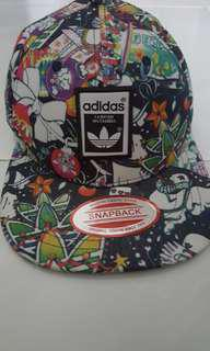 Adidas Cap (not sure if authentic or not)