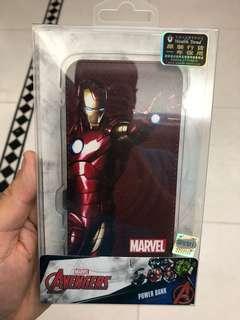 Marvel powerbank