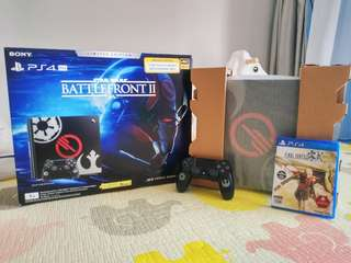 ps4 star wars limited edition jailbreak version firmware 5.05