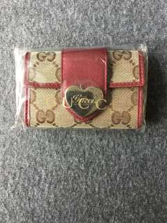 BN Authentic Gucci Key Pouch