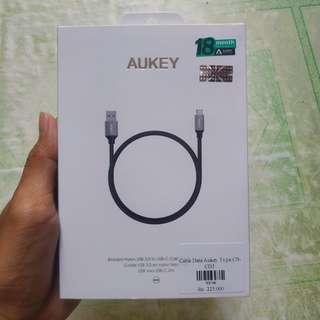 Kabel data usb Type C Aukey CB-CD6 2 meter