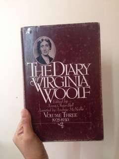 The Diary of Virginia Woolf Vol. 3