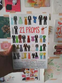 21 Proms by Various Authors