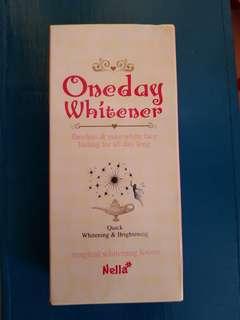 NELLA One Day Whitener Lotion