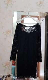 Lace dress HNM
