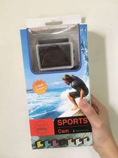 Sports camera waterproof 30M
