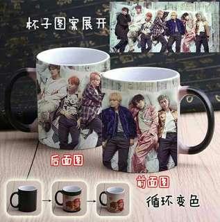 BTS Discoloration Mug