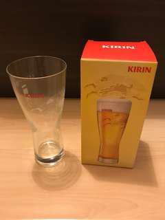 Kirin 啤酒杯