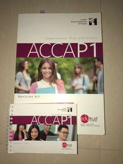 ACCA Revision Sets (P1, P2, P3, P4 or P7)