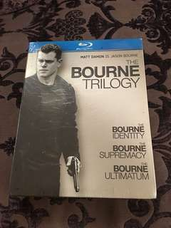Brand New The Bourne Trilogy Blu-Ray disc (sealed)