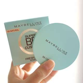 Maybeline Super BB Cushion Fresh Matte