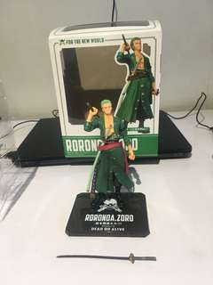 One Piece collections (Roronoa Zoro)