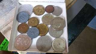 ***Lot Mixed Coin