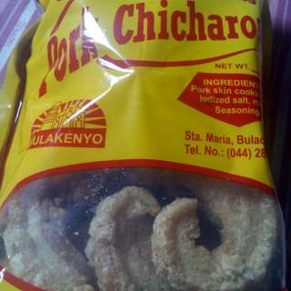 Jennie's prok chicharon backfat