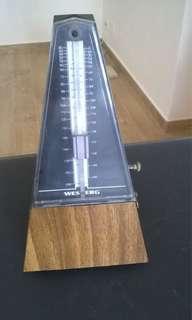 Wesberg metronome beat machine拍子機