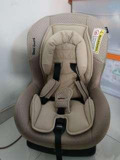 Car seat cocolatte